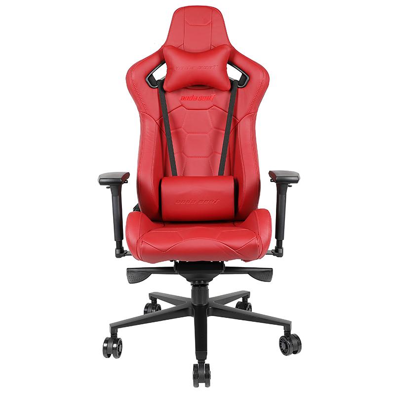 红色款真皮座椅君临王座