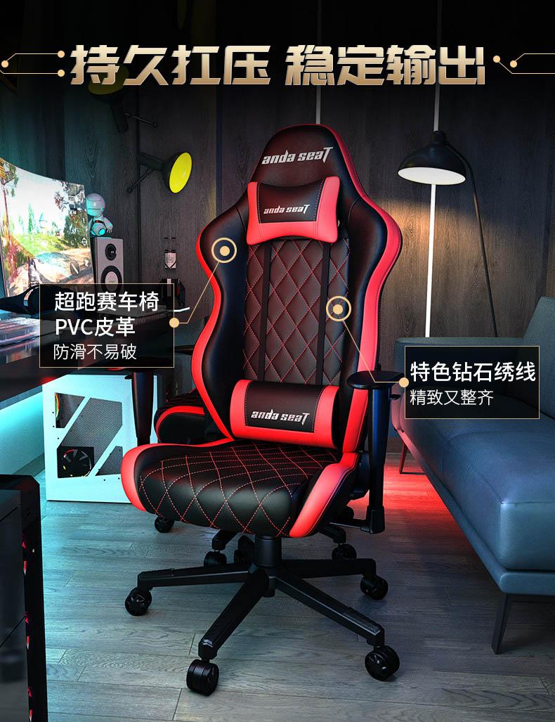 专业电竞椅-战神王座产品介绍图9