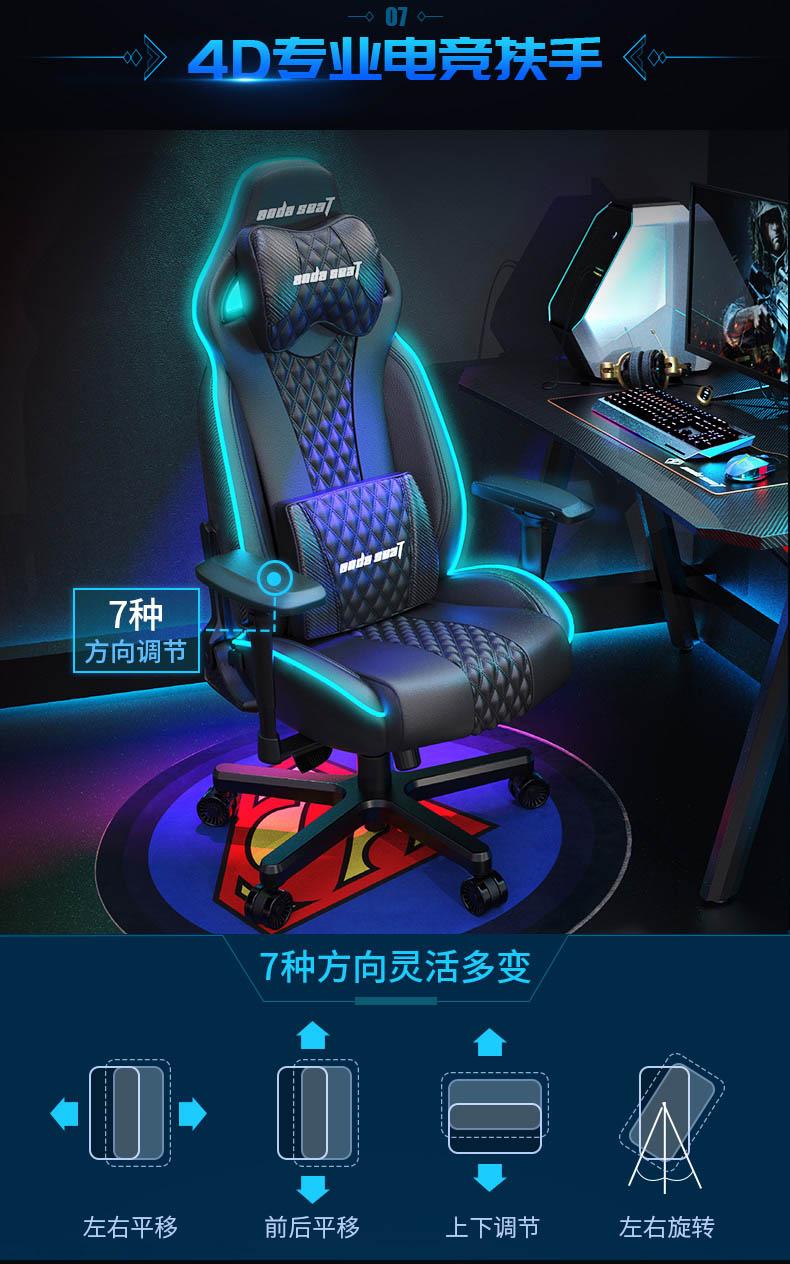 高端电竞椅-永夜王座产品介绍图8