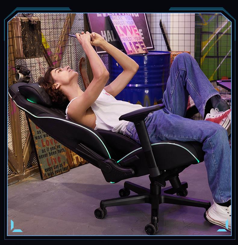 高端电竞椅-永夜王座产品介绍图13