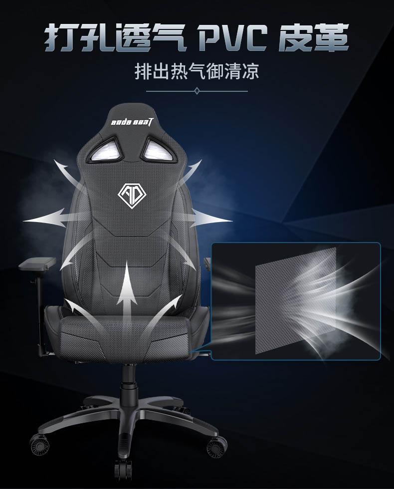 高端电竞椅-飓风王座产品介绍图7