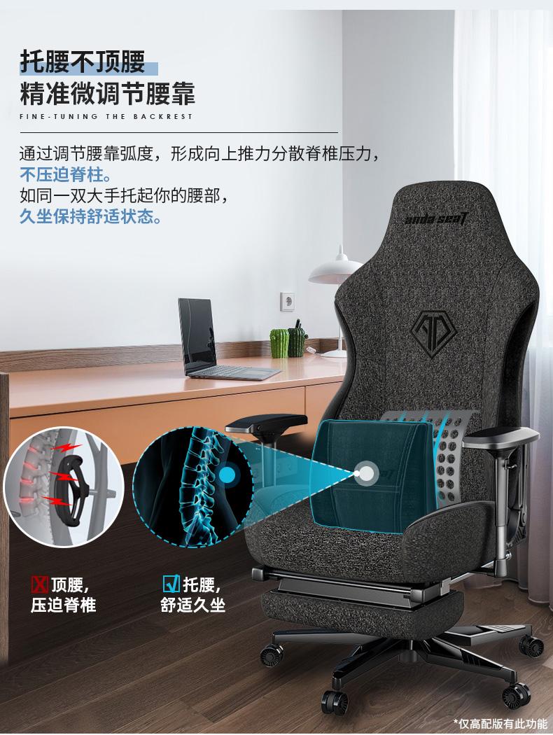 工学电竞椅-轻享王座产品介绍图6