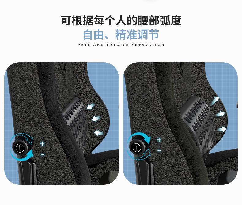 工学电竞椅-轻享王座产品介绍图7