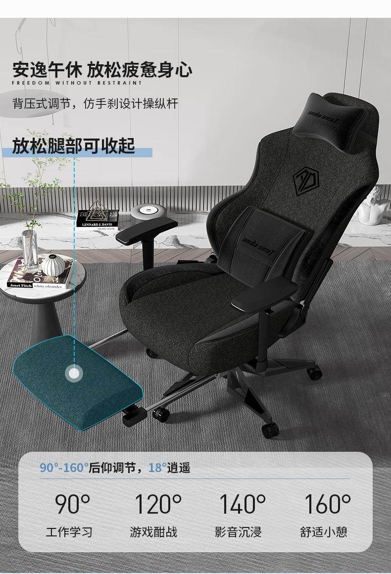 工学电竞椅-轻享王座产品介绍图11