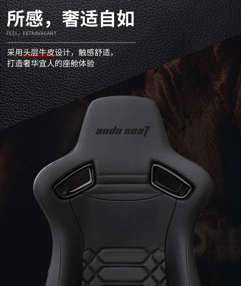 尊享老板椅-骏珲王座产品介绍图3