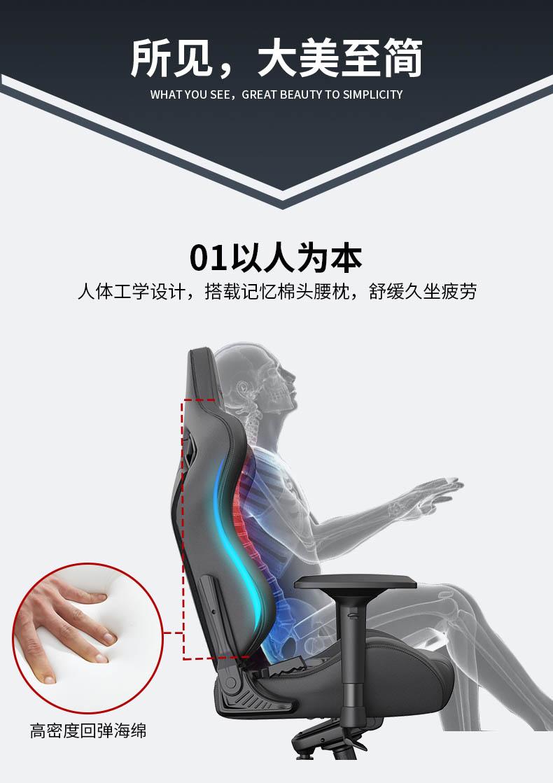 尊享老板椅-骏珲王座产品介绍图4