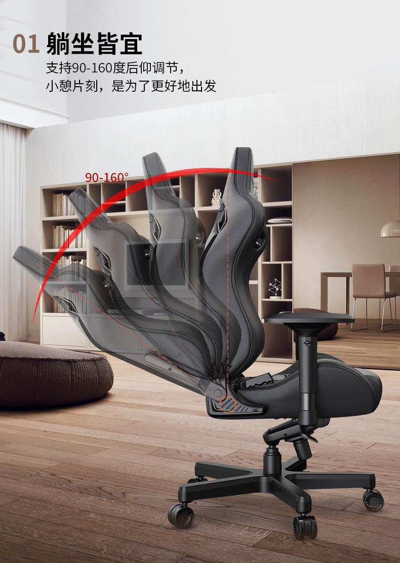 尊享老板椅-骏珲王座产品介绍图7