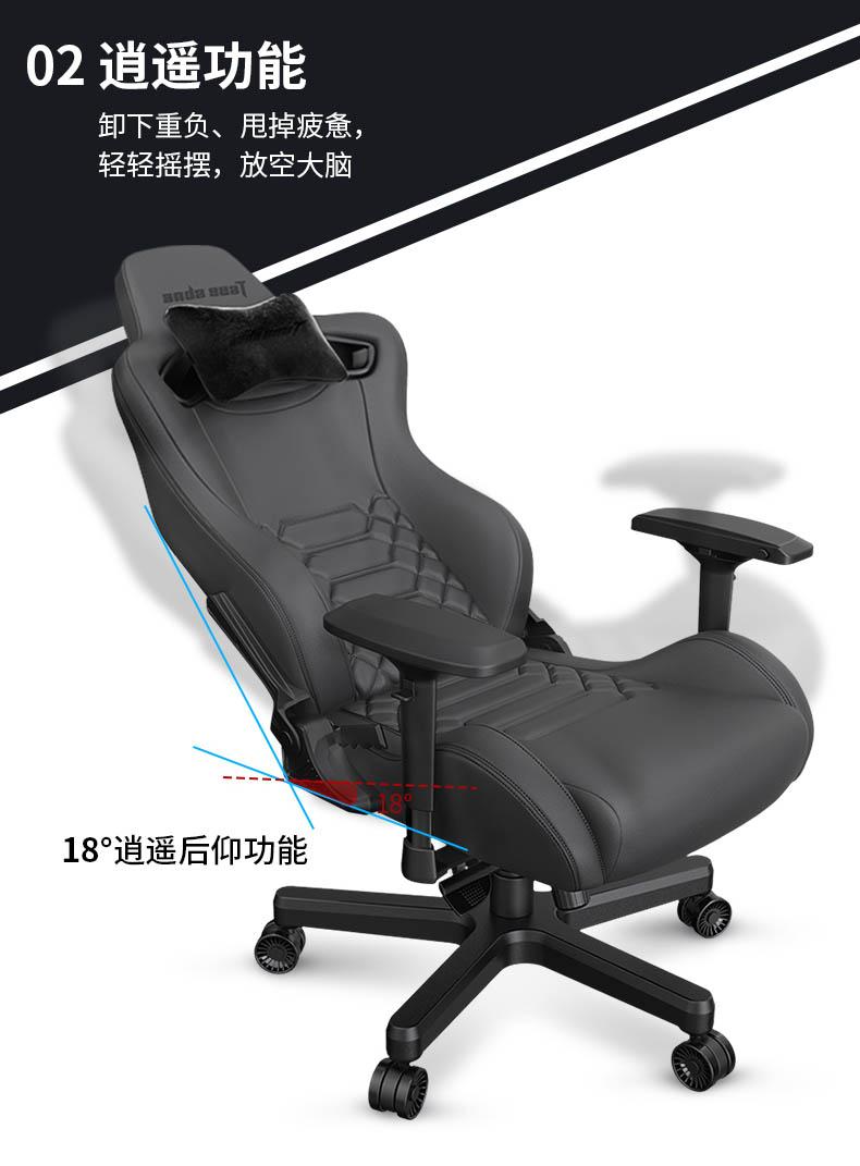尊享老板椅-骏珲王座产品介绍图8