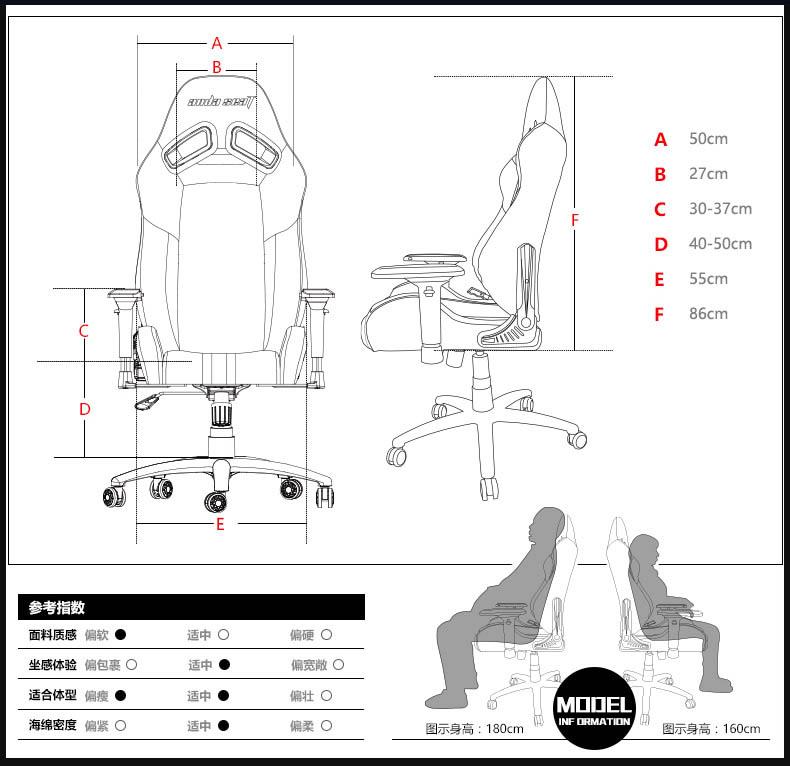 尊享老板椅-天启王座产品介绍图13