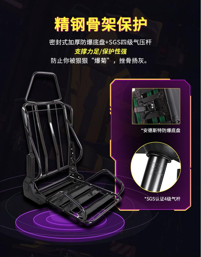 专业电竞椅-赛博朋克产品介绍图4