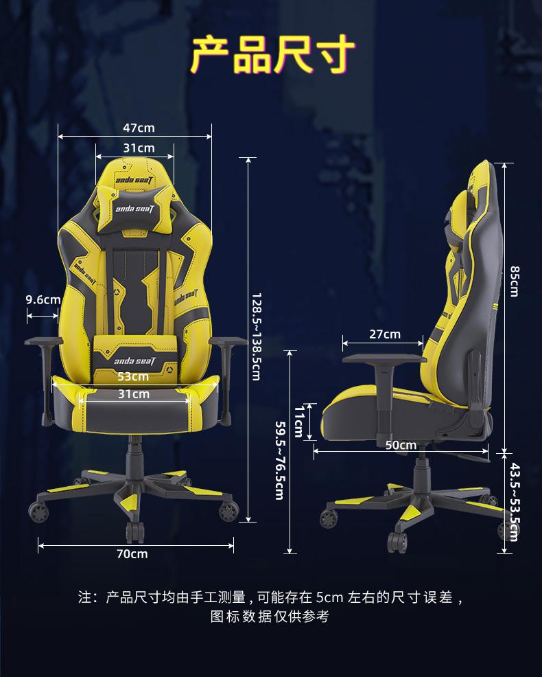 专业电竞椅-赛博朋克产品介绍图12