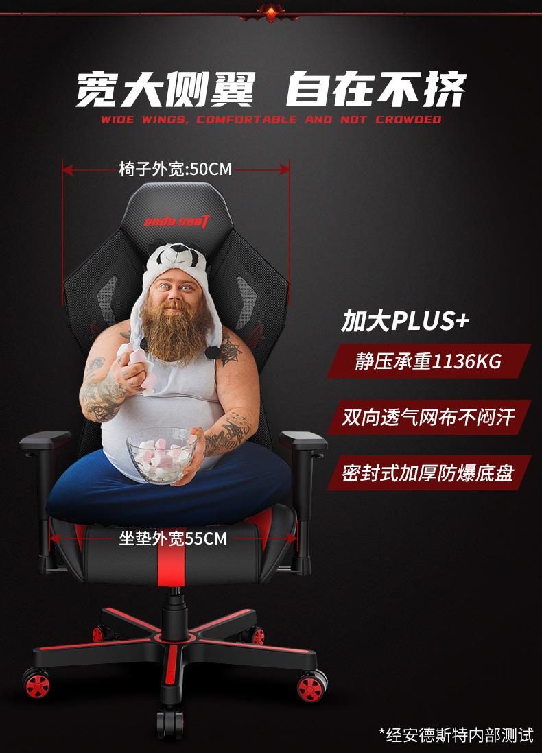 办公电脑椅-神盾王座产品介绍图2