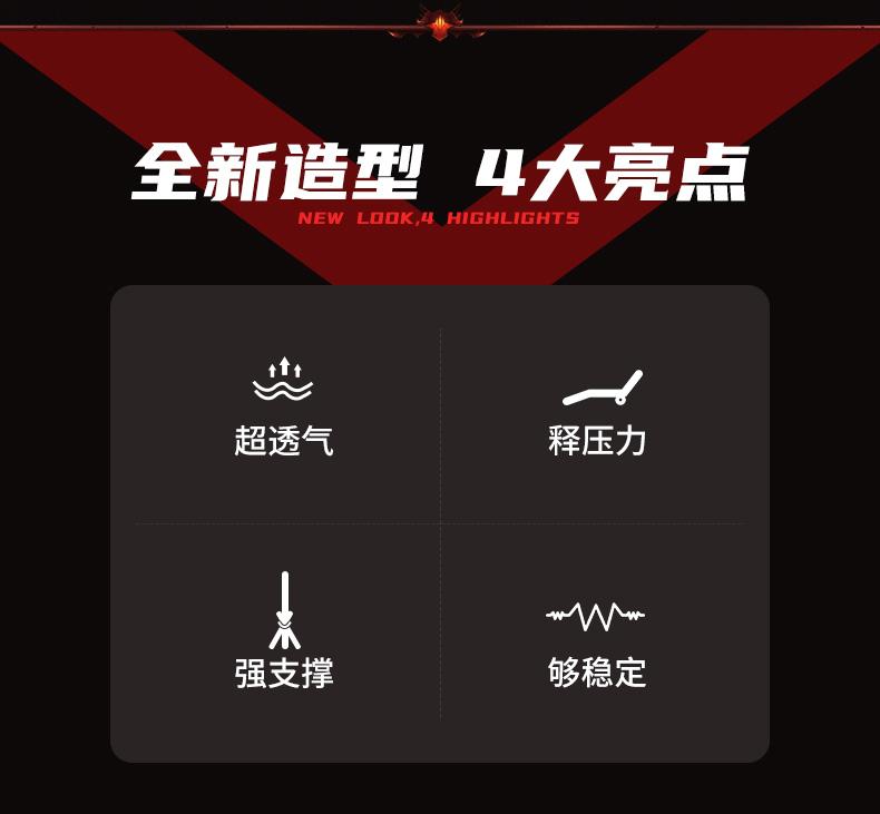 办公电脑椅-神盾王座产品介绍图3