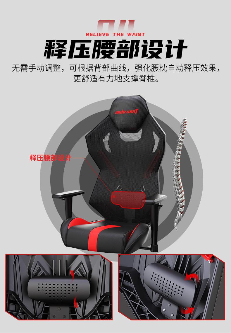 办公电脑椅-神盾王座产品介绍图7