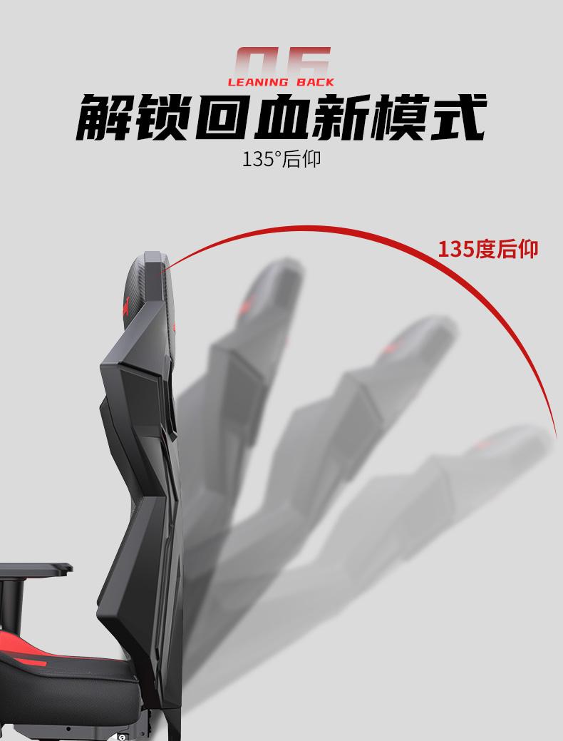 办公电脑椅-神盾王座产品介绍图9