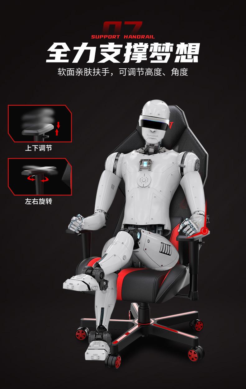 办公电脑椅-神盾王座产品介绍图10
