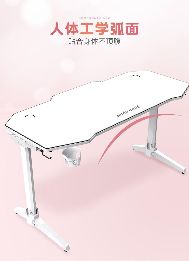 皎月战士电竞桌产品介绍图5