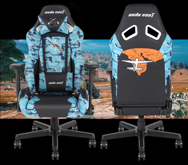 战队电竞椅-绝地王座产品介绍图3