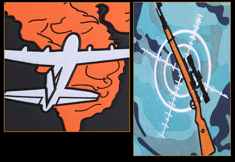 战队电竞椅-绝地王座产品介绍图9