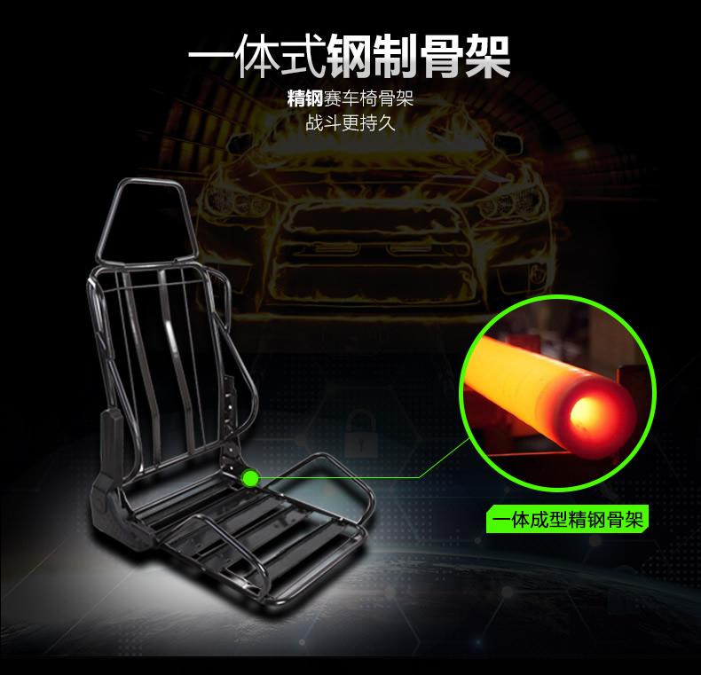 战队电竞椅-无畏王座产品介绍图10