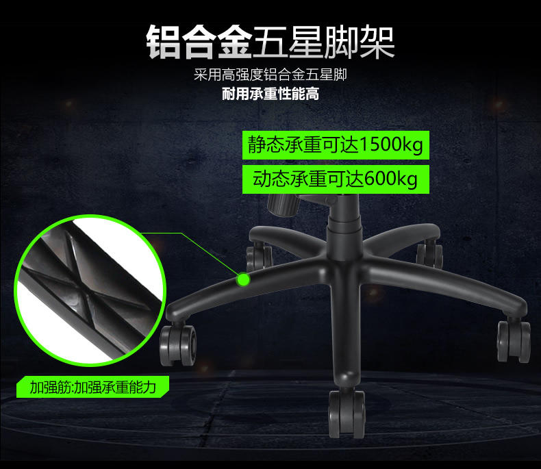 战队电竞椅-无畏王座产品介绍图13