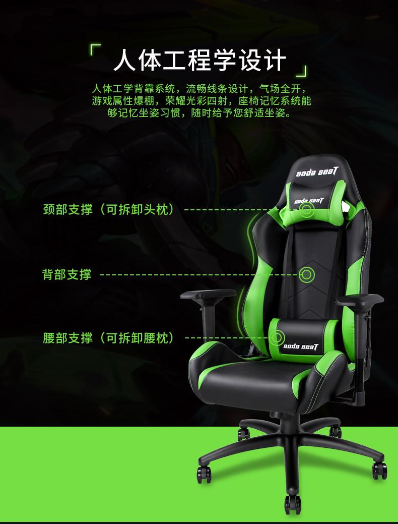 工学电竞椅-魔法王座产品介绍图4