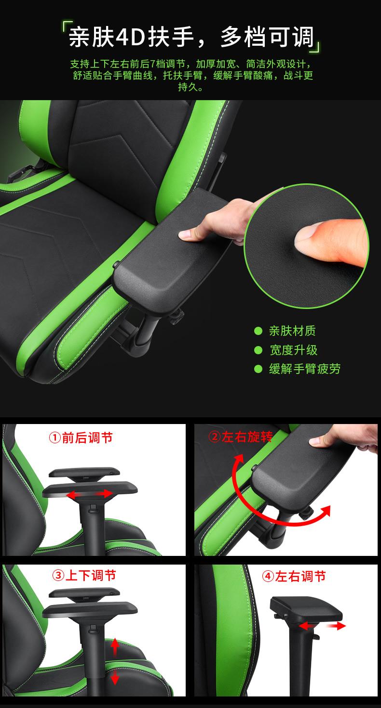 工学电竞椅-魔法王座产品介绍图8