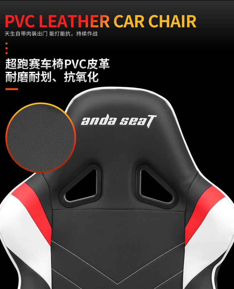 战队电竞椅-雷霆王座产品介绍图7