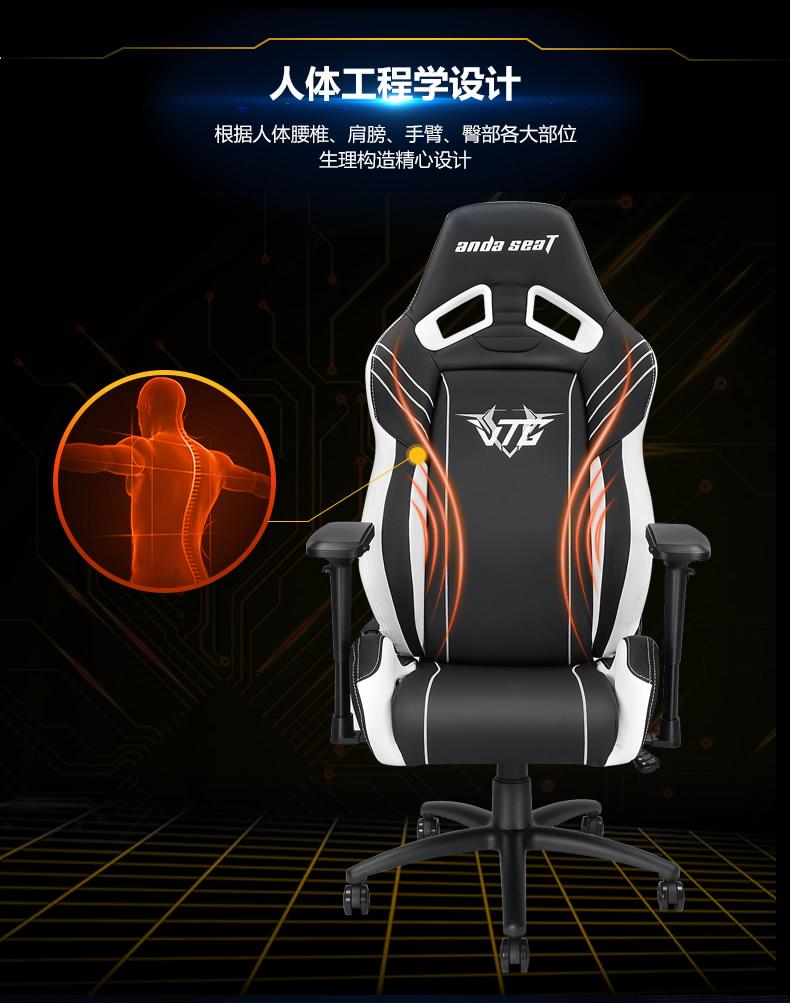 战队电竞椅-复仇王座产品介绍图3