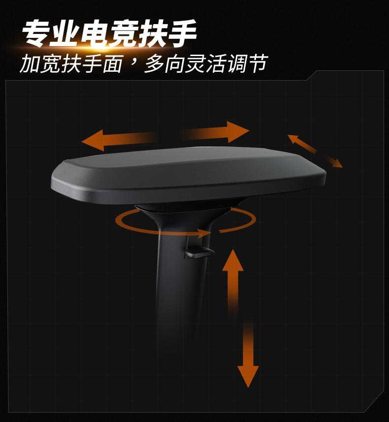 17Gaming战队定制款电竞椅产品介绍图11