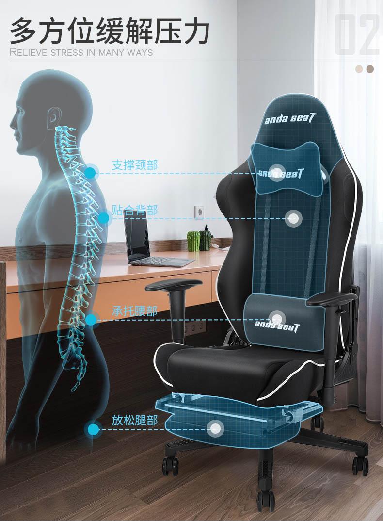 专业电竞椅-暗影王座产品介绍图6