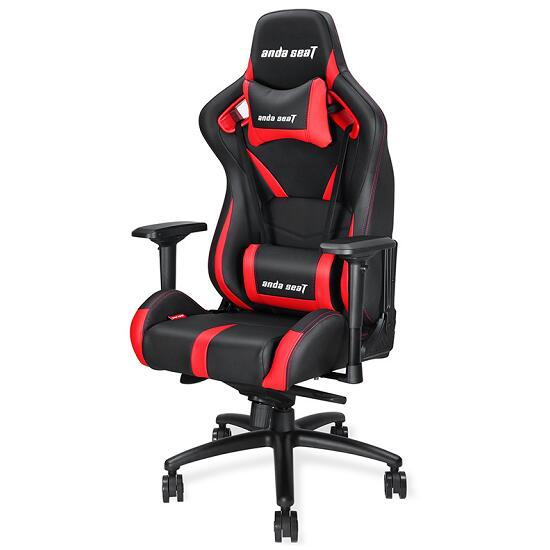 黑红款荣耀王座电竞椅