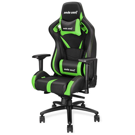 黑绿款荣耀王座电竞椅
