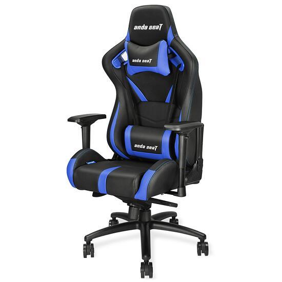 黑蓝款荣耀王座电竞椅