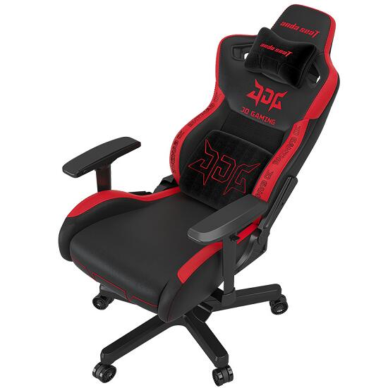 JDG战队定制款电竞椅