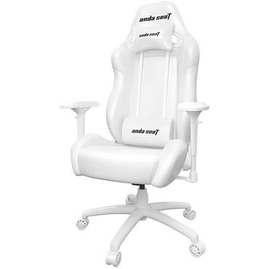 象牙白款冰雪王座主播椅