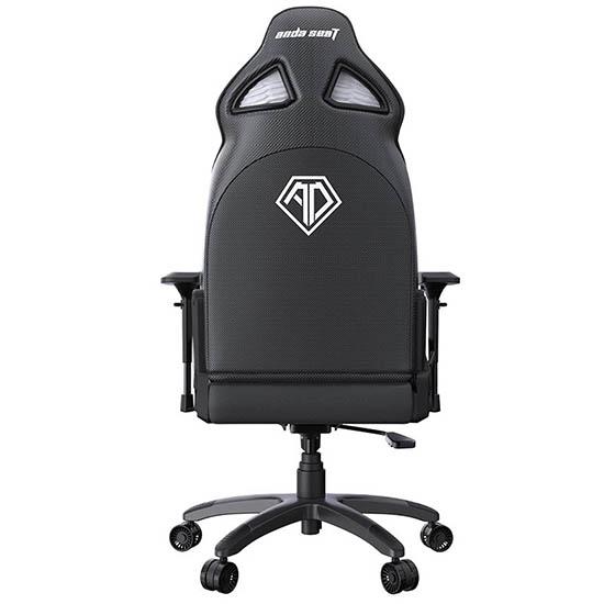 黑色款飓风王座电竞椅