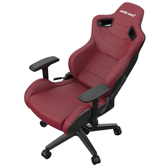 宝马红赤焰王座电竞椅