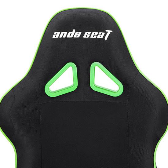 黑绿款暗影王座电竞椅