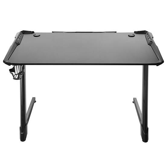 黑色款超能战士电竞桌