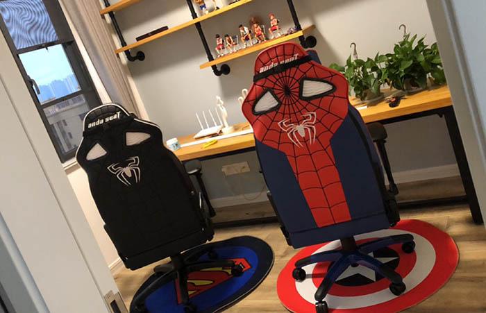 专业电竞游戏椅蜘蛛王座高清图5