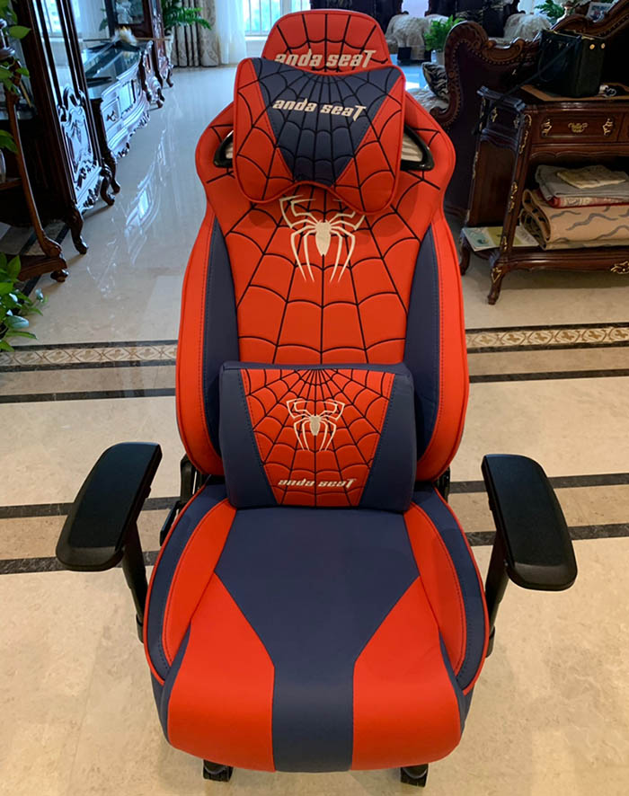 专业电竞游戏椅蜘蛛王座高清图7