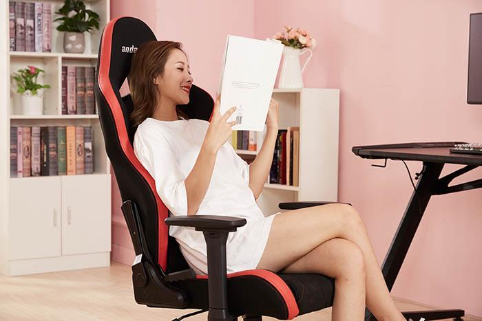 办公室电竞椅战神王座高清场景图3