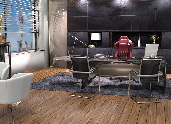 专业电竞椅 赤焰王座 专业办公椅场景图