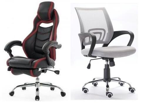 电竞椅和电脑椅