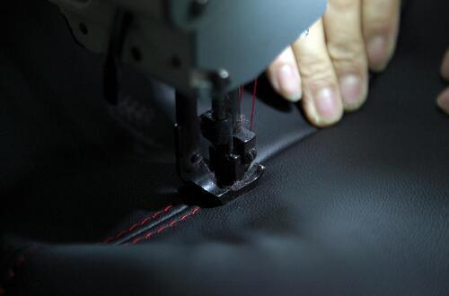 安德斯特电竞椅生产流程