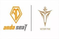 andaseaT安德斯特携手V5电子竞技俱乐部通力合作,再创辉煌