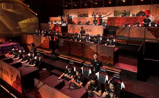 WGC微信游戏精英赛·春季赛总决赛