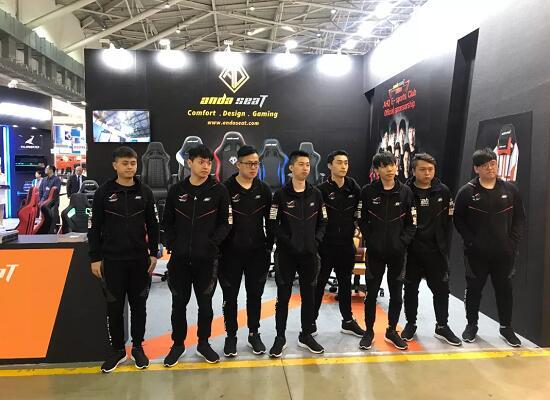台湾英雄联盟AHQ战队