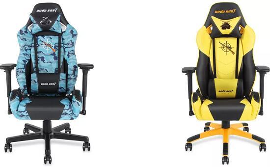 V5战队定制款电竞椅